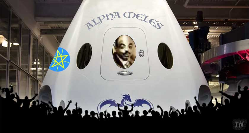 About Time for the TPLF to Get in Their Spaceships and Scoot Out of Ethiopia?