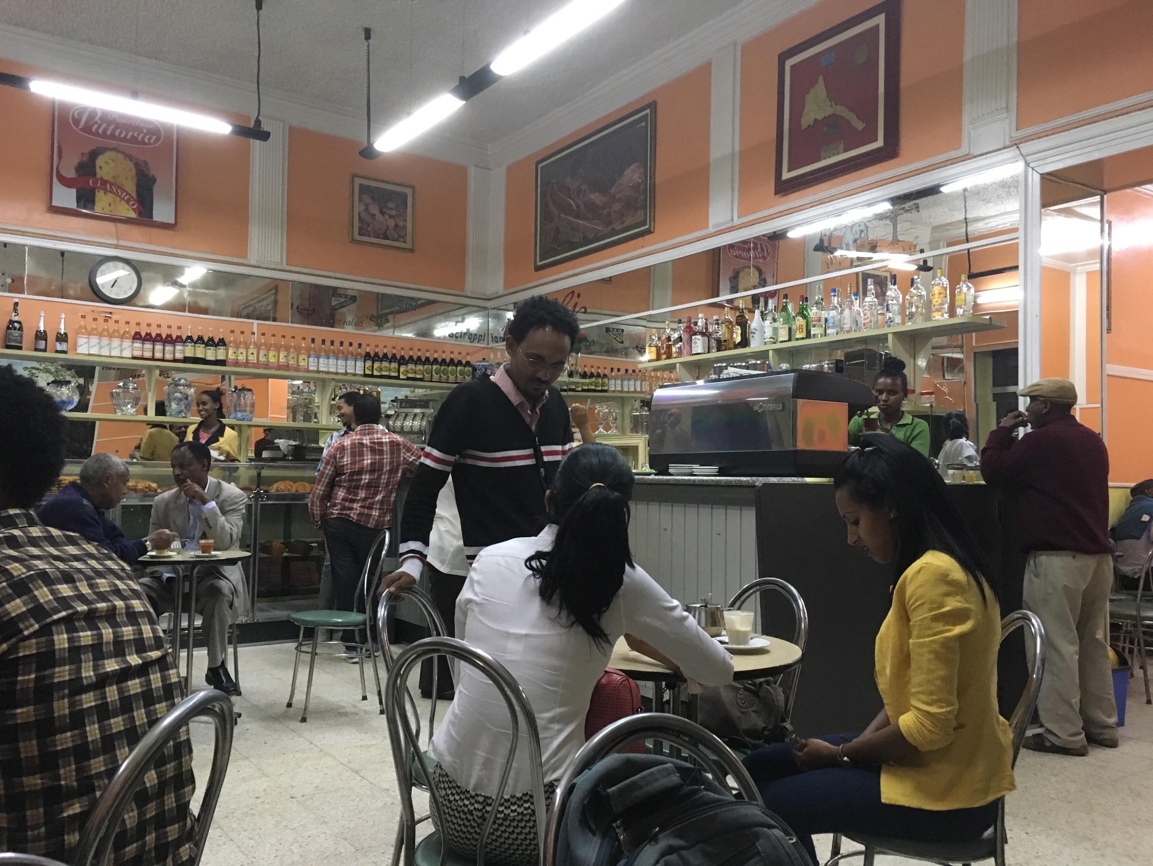 Asmara cafe