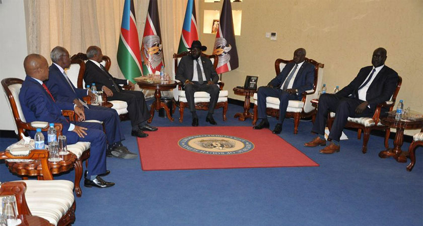 Amid Frosty Juba – Addis Relation, Eritrea Throws its Weight Behind South Sudan