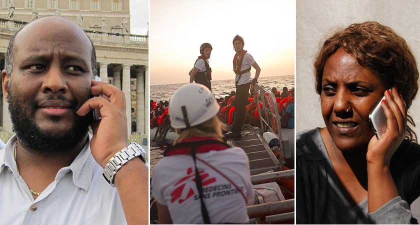 The trafficking of Eritrean migrants warrants an investigation.