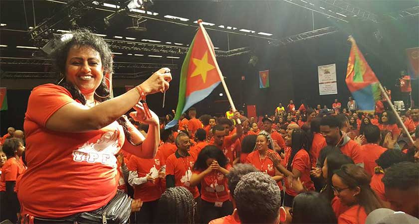 YPFDJ Conference - Veldhoven Holland