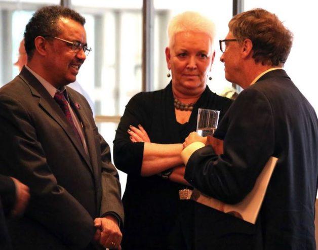The fibber and epidemic denie Tedros Adhanom