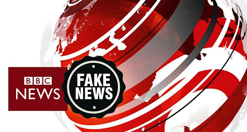 BBC Fake News and media misrepresentation of Eritrea