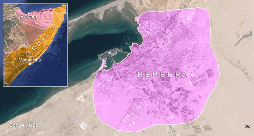 UAE Can Fly Warplanes from New Berbera Base