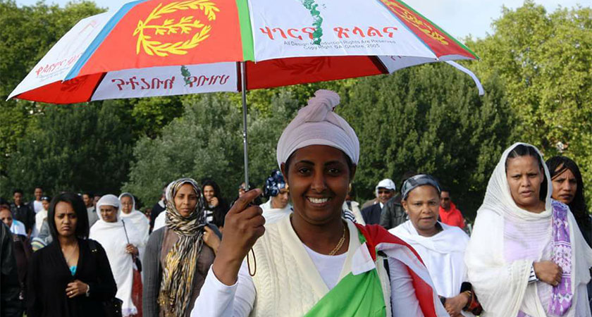 Eritrea's National Holidays: Independence Day, Martrys' Day, Revolution Day