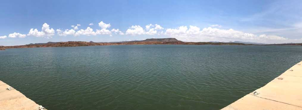 Eritrea Gergera Dam - Water Security