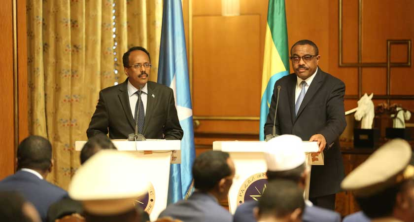 Somaliland concerned with PM Hailemariam comment over its sovereignty