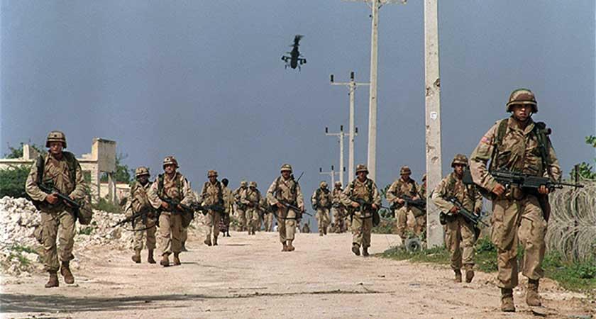 US Soldier Killed on Somalia Mission