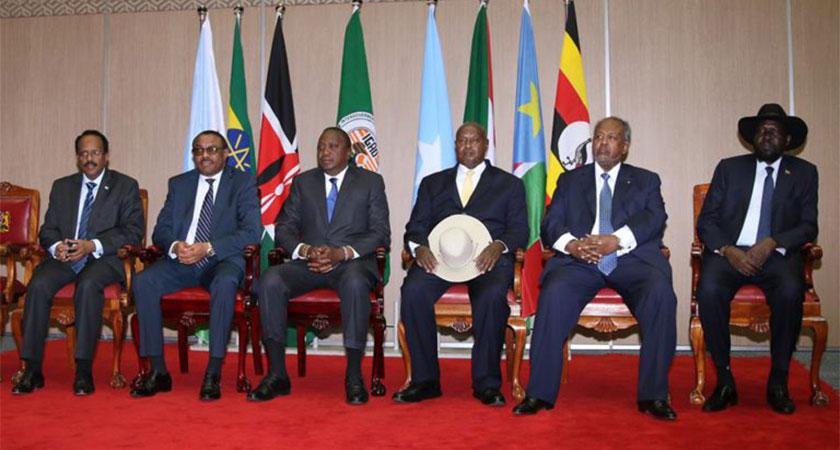 South Sudan's Kiir skips IGAD summit invitation, leaves talks in doubt