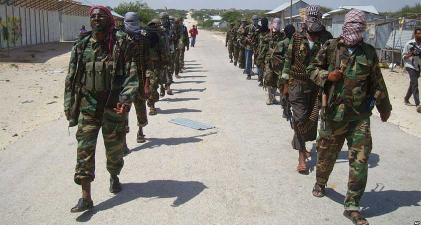 Heavy losses reported as Somalia's Puntland forces attacked by Al-Shabab forces.