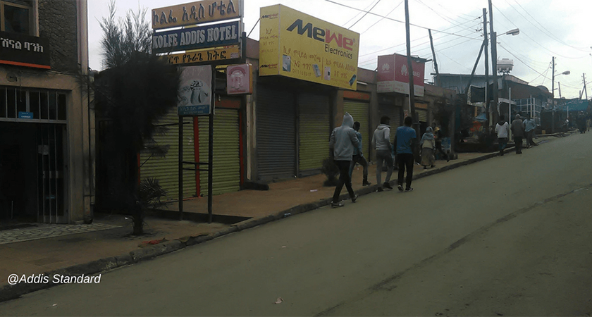 Ethiopian regime scraps the proposed tax hike for small businesses