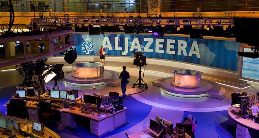 Press Release // Al-Jazeera's Relentless Campaigns of Disinformation