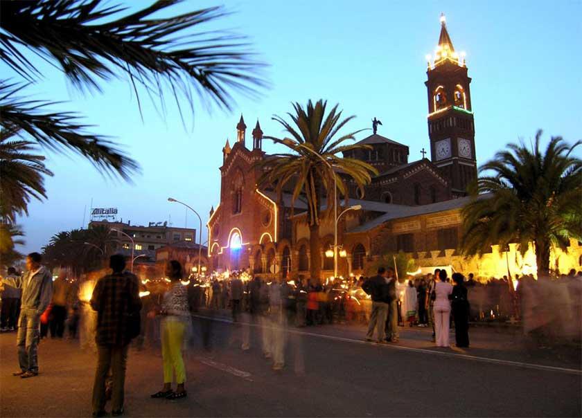 Cheap flights to Asmara city