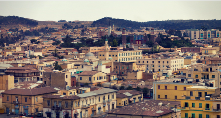 Asmara – Africa's  Modernist  City