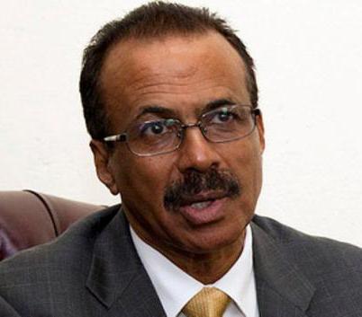 Ambassador Berhane Gebre-Kristos