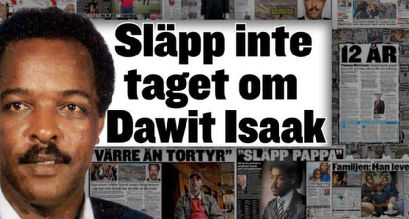 EU Parliament 'Demands' Release of Dawit Isaak