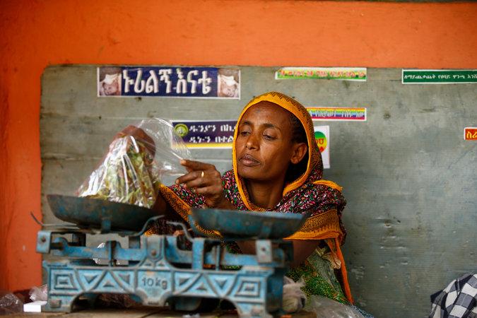 Ethiopia khat market