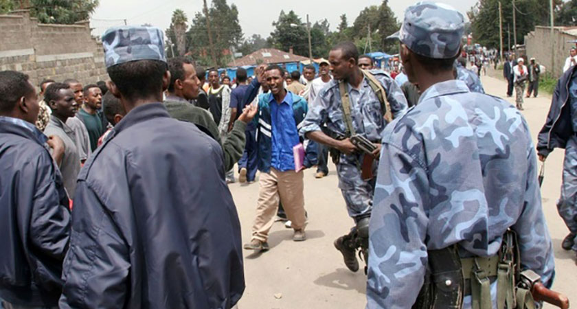 Ethiopia Hit by Anti-tax Protests