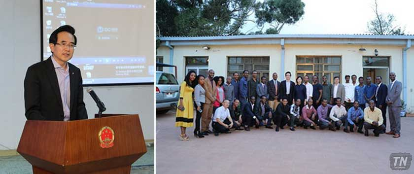 Eritrean Students Obtain Chinese Government Scholarships