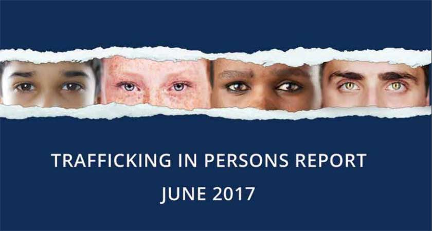 Eritrea with its limited resources, has developed, enacted and enforced strict laws on human trafficking
