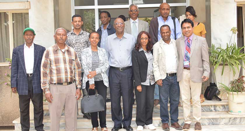 Eritrea Government Officials Take a Study Visit to Bangladesh