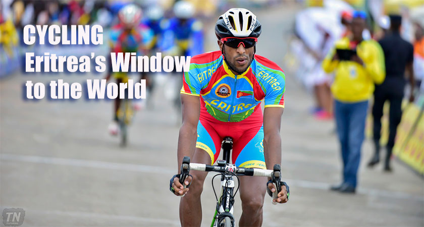 Cycling is Eritrea's Window to the World