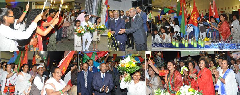 Eritrean Festival in Giessen, Germany