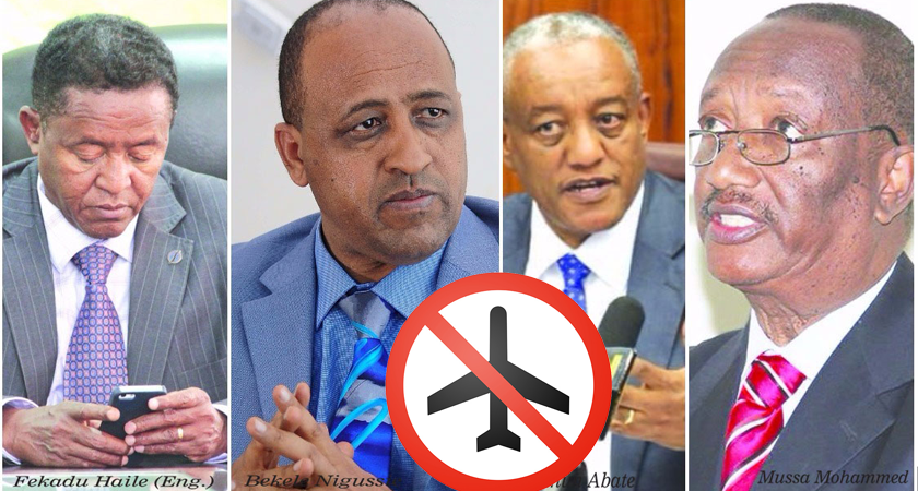 TPLF Imposed Travel Ban on High Level Officials