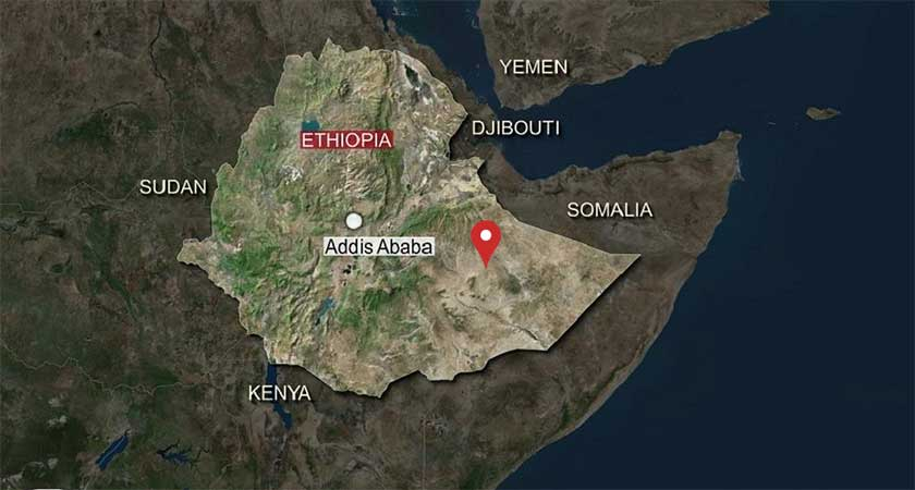 Intense Fighting in Ethiopia, U.S. Warns Citizens