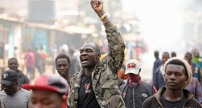 Kenya's Post-election Violence Leaves Several Dead