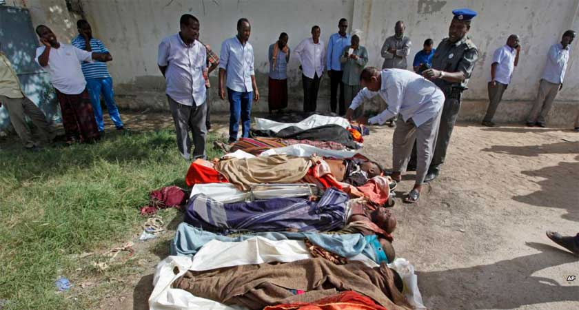Somalis Refuse to Bury Dead Until State Admits Killing Them in U.S. Backed Raid