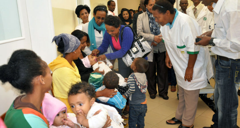 Eritrea's Finest Immunization Investment Aiding Generations
