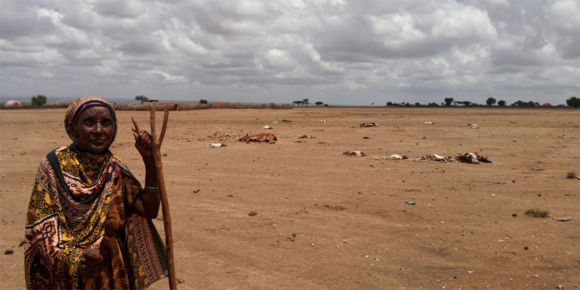Ethiopia drought and food security situation worsening