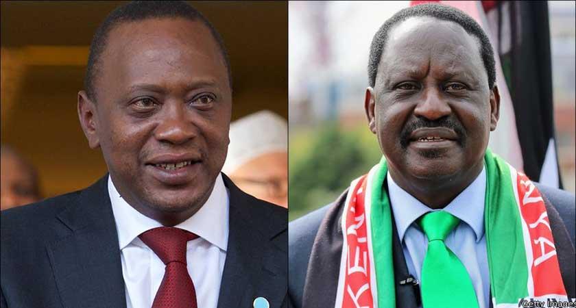 Kenya Supreme Court Overturns President Kenyatta's Re-election