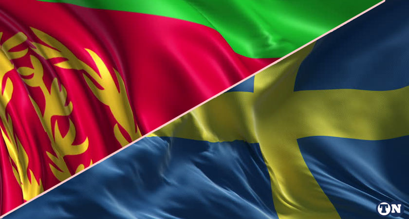 Sweden Eritrea relation