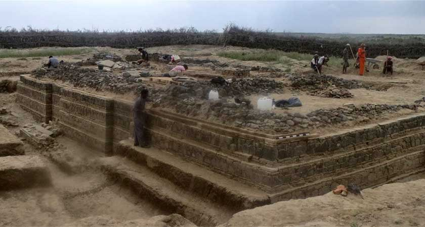 Italo-Eritrea Archeologists Discover Horn of Africa's Oldest Churches