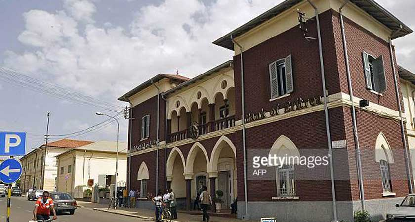 Bank of Eritrea limits amount of Nakfa exiting the country