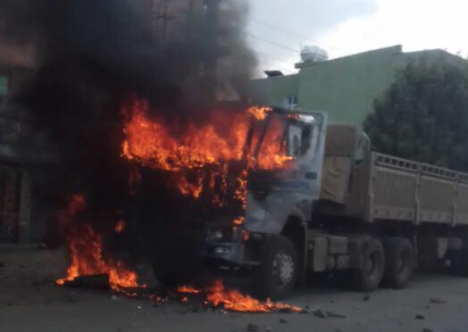 anti-government protests in Oromia