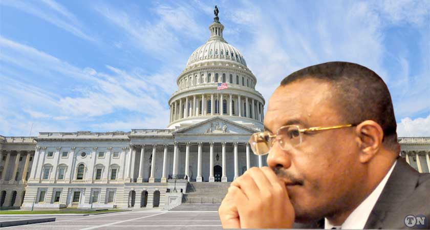 US congress call the appointment of special rapporteurs to Ethiopia