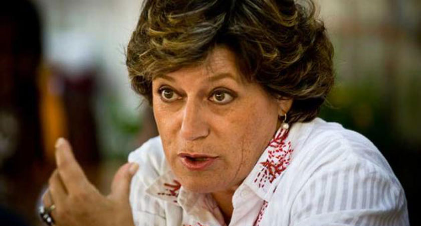 Ana Gomes said, she is very very worried for Ethiopia ...