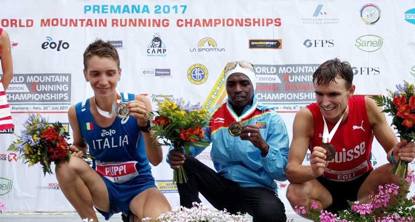 Eritrean Runner Petro Mamu Stripped of World Championship Title for Doping