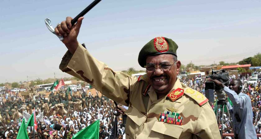 Al-Bashir Warns Sudan's Political Opposition Against Alliance with Armed Groups