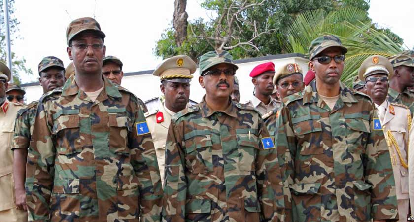 Somalia: Defense Minister and Army Chief Resign