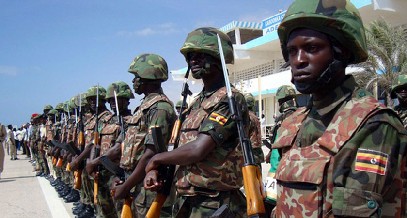 Uganda Ready to Send 5,000 Troops to Somalia