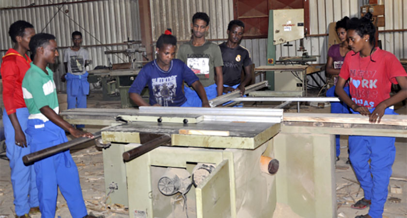 Switzerland has re-started support for cooperation projects in Eritrea
