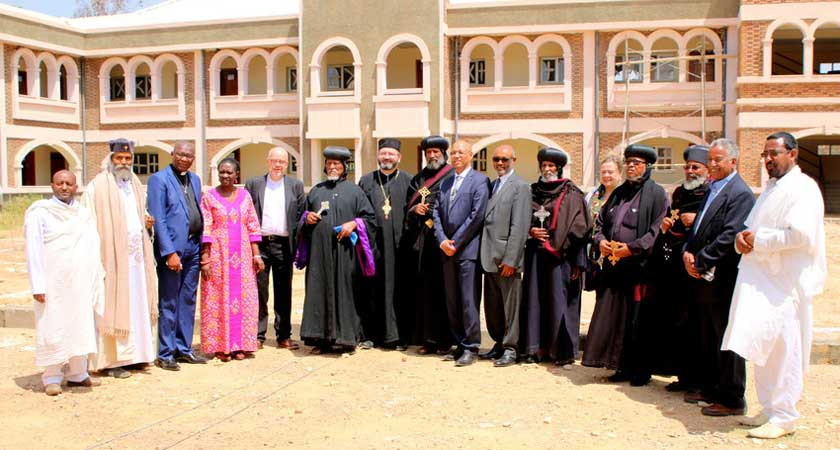 Eritrean Orthodox Church Hosts World Council of Churches (WCC) Delegation