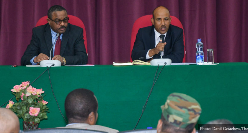 Leaked Security Document Reveals Ethiopia Facing Alarming Multi-Front Crisis
