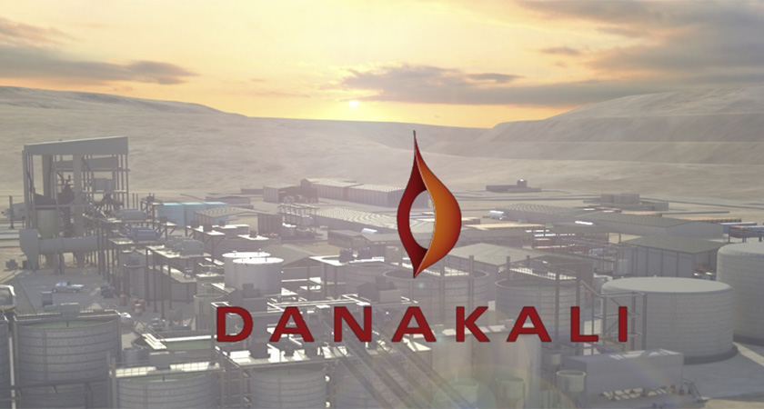 Shares in Danakali fell 7.5% after the company said its 2nd loan tranche from the Africa Finance Corporation (AFC) was set to fall through.