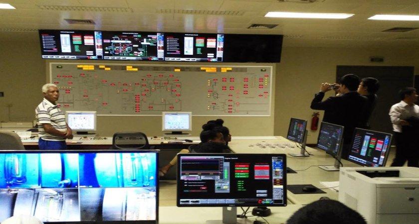 Hirgigo Power Plant Resumes 24-hr Power Supply