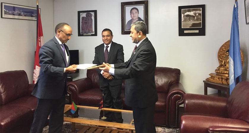Eritrea and Nepal Establish Diplomatic Relations